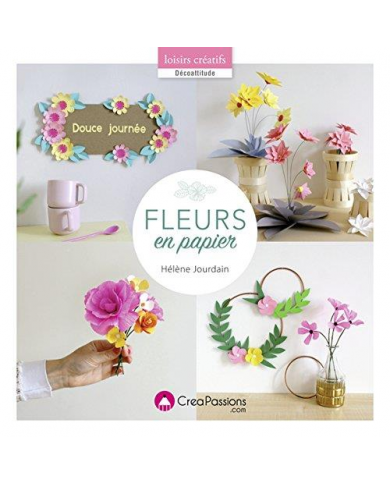 Paper Flowers - Hélène Jourdain
