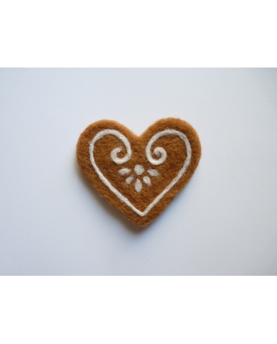 Big heart cookie cutter