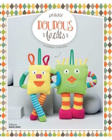 Easy soft toys - Phildar