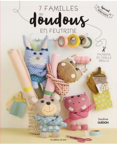 7 families - felt soft toys
