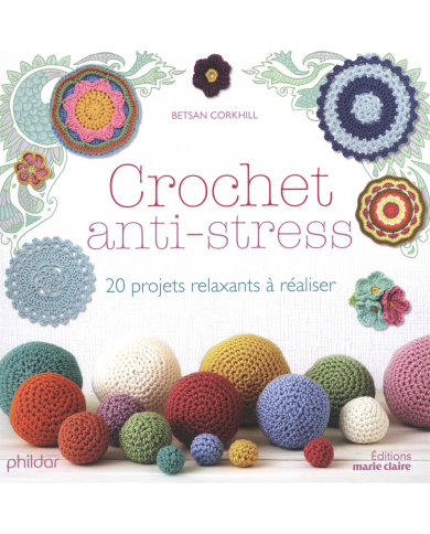 Crochet anti-stress 20...