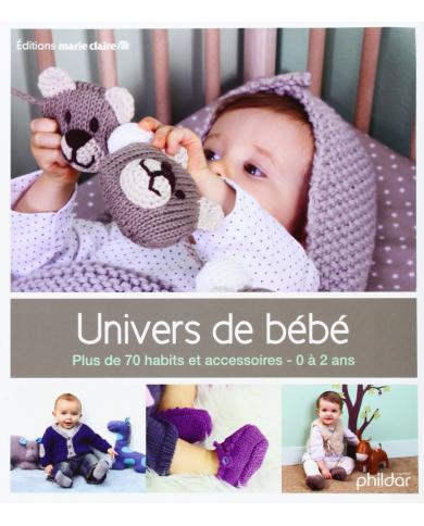 Univers de bébé - Phildar