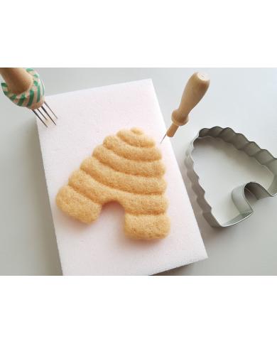 Bijenkorf koekjessnijder