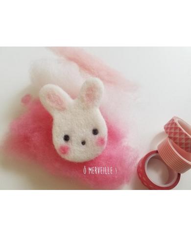 Emporte pièce tête de lapin
