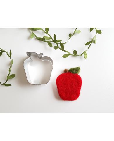 Emporte pièce petite pomme