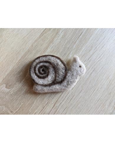 Emporte pièce escargot