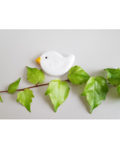 Piou-piou vogel koekjes uitsteker