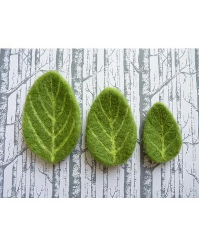 Emporte-pièces 3 oeufs ou 3 feuilles