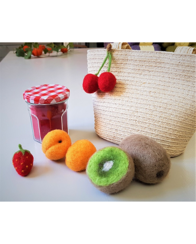 copy of Felted fruit workshop - Saturday February 29, 2020 - 2 p.m.